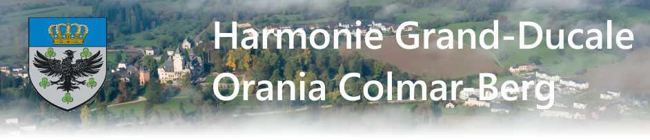 Harmonie Grand-Ducale Orania Colmar-Berg
